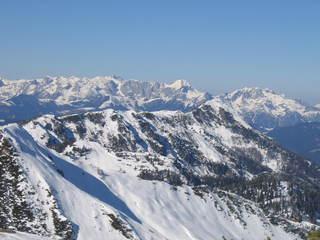 Schneeberge - Winter, Schnee, Zauchensee, Schifahren, Berge, Alpen