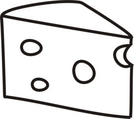 Käse - Käse, Milch, Milchprodukt, Anlaut K, Loch, Löcher