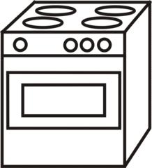 Herd - Herd, Ofen, Küchenherd, kochen, Anlaut H