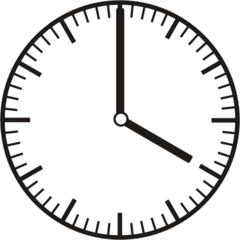 Uhrzeit 4.00   16.00 - Uhr, Uhrzeit, volle Stunde, ganze Stunde, Zeit, Zeitspanne, Zeitpunkt, Zeiger, Mechanik, Zeitskala, Zeitgeber, Analoguhr, Zifferblatt, Ziffernblatt, rechtsdrehend, Uhrzeigersinn, Minute, Kreis, Winkel, Grad, Mathematik, Größen, messen, time, clock, ermitteln, Zeitraum, Dauer, Frist, Termin, Zeitabschnitt