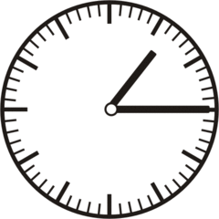 Uhrzeit 1.15   13.15 - Uhr, Uhrzeit, viertel nach, Zeit, Zeitspanne, Zeitpunkt, Zeiger, Mechanik, Zeitskala, Zeitgeber, Analoguhr, Zifferblatt, Ziffernblatt, rechtsdrehend, Uhrzeigersinn, Minute, Stunde, Kreis, Winkel, Grad, Mathematik, Größen, messen, time, clock, ermitteln, Zeitraum, Dauer, Frist, Termin, Zeitabschnitt, quarter