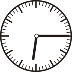 Uhrzeit 6.15    18.15 - Uhr, Uhrzeit, viertel nach, Zeit, Zeitspanne, Zeitpunkt, Zeiger, Mechanik, Zeitskala, Zeitgeber, Analoguhr, Zifferblatt, Ziffernblatt, rechtsdrehend, Uhrzeigersinn, Minute, Stunde, Kreis, Winkel, Grad, Mathematik, Größen, messen, time, clock, ermitteln, Zeitraum, Dauer, Frist, Termin, Zeitabschnitt, quarter
