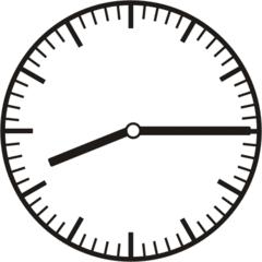 Uhrzeit 8.15    20.15 - Uhr, Uhrzeit, viertel nach, Zeit, Zeitspanne, Zeitpunkt, Zeiger, Mechanik, Zeitskala, Zeitgeber, Analoguhr, Zifferblatt, Ziffernblatt, rechtsdrehend, Uhrzeigersinn, Minute, Stunde, Kreis, Winkel, Grad, Mathematik, Größen, messen, time, clock, ermitteln, Zeitraum, Dauer, Frist, Termin, Zeitabschnitt, quarter