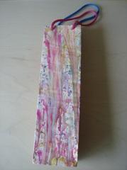 Geschenktüte aus Schmuckpapier - Tüte, Geschenktüte, Schmuckpapier, falten, kleben