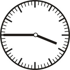 Uhrzeit  3.45   15.45 - Uhr, Uhrzeit, dreiviertel, viertel vor, Zeit, Zeitspanne, Zeitpunkt, Zeiger, Mechanik, Zeitskala, Zeitgeber, Analoguhr, Zifferblatt, Ziffernblatt, rechtsdrehend, Uhrzeigersinn, Minute, Stunde, Kreis, Winkel, Grad, Mathematik, Größen, messen, time, clock, ermitteln, Zeitraum, Dauer, Frist, Termin, Zeitabschnitt, quarter