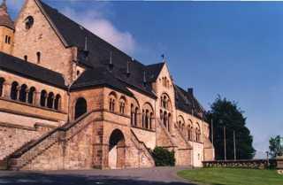 Goslarer Kaiserpfalz - Kaiserpfalz, Goslar, Profanbau, Mittelalter