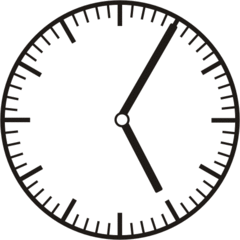 Uhrzeit  5.05   17.05 - Uhr, fünf Minuten, Uhrzeit, Zeit, Zeitspanne, Zeitpunkt, Zeiger, Mechanik, Zeitskala, Zeitgeber, Analoguhr, Zifferblatt, Ziffernblatt, rechtsdrehend, Uhrzeigersinn, Minute, Stunde, Kreis, Winkel, Grad, Mathematik, Größen, messen, time, clock, ermitteln, Zeitraum, Dauer, Frist, Termin, Zeitabschnitt, five minutes