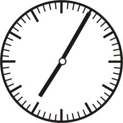 Uhrzeit   7.05   19.05 - Uhr, fünf Minuten, Uhrzeit, Zeit, Zeitspanne, Zeitpunkt, Zeiger, Mechanik, Zeitskala, Zeitgeber, Analoguhr, Zifferblatt, Ziffernblatt, rechtsdrehend, Uhrzeigersinn, Minute, Stunde, Kreis, Winkel, Grad, Mathematik, Größen, messen, time, clock, ermitteln, Zeitraum, Dauer, Frist, Termin, Zeitabschnitt, five minutes
