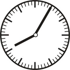 Uhrzeit  8.05   20.05 - Uhr, fünf Minuten, Uhrzeit, Zeit, Zeitspanne, Zeitpunkt, Zeiger, Mechanik, Zeitskala, Zeitgeber, Analoguhr, Zifferblatt, Ziffernblatt, rechtsdrehend, Uhrzeigersinn, Minute, Stunde, Kreis, Winkel, Grad, Mathematik, Größen, messen, time, clock, ermitteln, Zeitraum, Dauer, Frist, Termin, Zeitabschnitt, five minutes