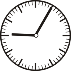 Uhrzeit   9.05    21.05 - Uhr, fünf Minuten, Uhrzeit, Zeit, Zeitspanne, Zeitpunkt, Zeiger, Mechanik, Zeitskala, Zeitgeber, Analoguhr, Zifferblatt, Ziffernblatt, rechtsdrehend, Uhrzeigersinn, Minute, Stunde, Kreis, Winkel, Grad, Mathematik, Größen, messen, time, clock, ermitteln, Zeitraum, Dauer, Frist, Termin, Zeitabschnitt, five minutes