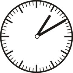 Uhrzeit  01.10    13.10 - Uhr, zehn Minuten nach, Uhrzeit, Zeit, Zeitspanne, Zeitpunkt, Zeiger, Mechanik, Zeitskala, Zeitgeber, Analoguhr, Zifferblatt, Ziffernblatt, rechtsdrehend, Uhrzeigersinn, Minute, Stunde, Kreis, Winkel, Grad, Mathematik, Größen, messen, time, clock, ermitteln, Zeitraum, Dauer, Frist, Termin, Zeitabschnitt, ten minutes