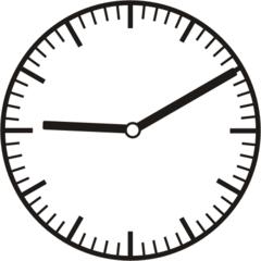 Uhrzeit  9.10   21.10 - Uhr, zehn Minuten nach, Uhrzeit, Zeit, Zeitspanne, Zeitpunkt, Zeiger, Mechanik, Zeitskala, Zeitgeber, Analoguhr, Zifferblatt, Ziffernblatt, rechtsdrehend, Uhrzeigersinn, Minute, Stunde, Kreis, Winkel, Grad, Mathematik, Größen, messen, time, clock, ermitteln, Zeitraum, Dauer, Frist, Termin, Zeitabschnitt, ten minutes