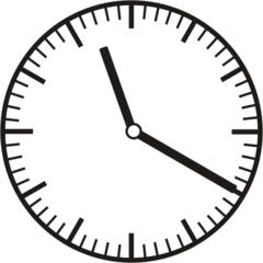 Uhrzeit 11.20   23.20 - Uhr, zehn Minuten vor, 20 Minuten nach, Uhrzeit, Zeit, Zeitspanne, Zeitpunkt, Zeiger, Mechanik, Zeitskala, Zeitgeber, Analoguhr, Zifferblatt, Ziffernblatt, rechtsdrehend, Uhrzeigersinn, Minute, Stunde, Kreis, Winkel, Grad, Mathematik, Größen, messen, time, clock, ermitteln, Zeitraum, Dauer, Frist, Termin, Zeitabschnitt, twenty