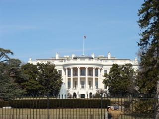 White House / Weißes Haus - Washington, White House, Weißes Haus, USA, Amerika, Politik, Macht, Regierung, Regierungssitz, Residenz