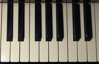Tastatur - Musik, Instrument, Tastatur, Taste, schwarz, weiß, musizieren, Töne, Klavier, Flügel, Keyboard