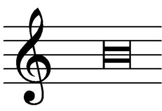 Brevis - in der Mensuralnotation - Noten, Notation, Notenwert