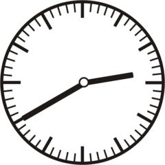 Uhrzeit 2.40 14.40 - Uhr, zehn Minuten nach halb, 20 Minuten vor, Uhrzeit, Zeit, Zeitspanne, Zeitpunkt, Zeiger, Mechanik, Zeitskala, Zeitgeber, Analoguhr, Zifferblatt, Ziffernblatt, rechtsdrehend, Uhrzeigersinn, Minute, Stunde, Kreis, Winkel, Grad, Mathematik, Größen, messen, time, clock, ermitteln, Zeitraum, Dauer, Frist, Termin, Zeitabschnitt