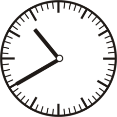 Uhrzeit 10.40 22.40 - Uhr, zehn Minuten nach halb, 20 Minuten vor, Uhrzeit, Zeit, Zeitspanne, Zeitpunkt, Zeiger, Mechanik, Zeitskala, Zeitgeber, Analoguhr, Zifferblatt, Ziffernblatt, rechtsdrehend, Uhrzeigersinn, Minute, Stunde, Kreis, Winkel, Grad, Mathematik, Größen, messen, time, clock, ermitteln, Zeitraum, Dauer, Frist, Termin, Zeitabschnitt