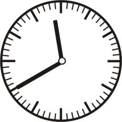 Uhrzeit 11.40 23.40 - Uhr, zehn Minuten nach halb, 20 Minuten vor, Uhrzeit, Zeit, Zeitspanne, Zeitpunkt, Zeiger, Mechanik, Zeitskala, Zeitgeber, Analoguhr, Zifferblatt, Ziffernblatt, rechtsdrehend, Uhrzeigersinn, Minute, Stunde, Kreis, Winkel, Grad, Mathematik, Größen, messen, time, clock, ermitteln, Zeitraum, Dauer, Frist, Termin, Zeitabschnitt