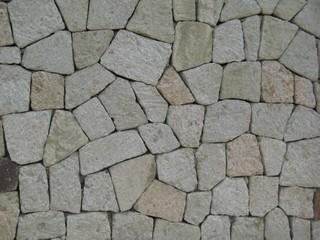 Steinmauer - Mauer, Steinmauer, Muster, Struktur, Steine, unregelmäßig