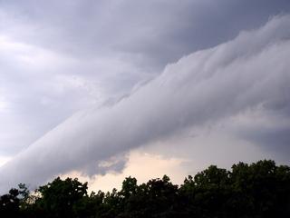 Vor dem Sturm2# - Gewitter, Sturm, Wolken, Gewitterwolken, Himmel, Luft, Atmosphäre, Schreibanlass