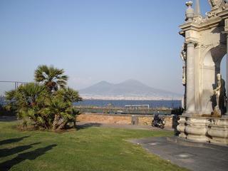 Vesuv - Vesuv, Vulkan, Neapel, Kampanien, Promenade, aktiv