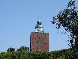 Leuchtturm Neuwerk # 2 - Leuchtturm, Neuwerk, Insel, Leuchtfeuer, Turm, Aussicht, Seefahrt, Schutz