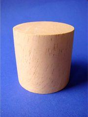 Zylinder 2 - Geometrie, geometrisch, Körper, Zylinder, Walze, Grundfläche, Kante, Fläche, Holz, dreidimensional, Kreis, Mantelfläche, Umfang, Oberfläche, Volumen