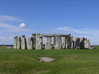 Stonehenge - Stonehenge, Großbritannien, Steinkreis, Weltkulturerbe, Frühgeschichte, Jungsteinzeit, Wiltshire, Grabanlage, Megalithe, Megalith, Pfeilersteine, Pfeilerstein, Decksteine, Deckstein