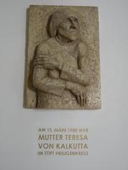 Mutter Teresa - Religion, Heiligenkreuz, Stift, Mutter Teresa, Andenken, Symbol, Bild, Skulptur