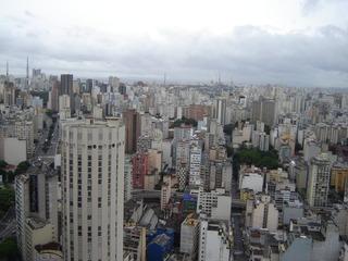 Sao Paulo - Sao Paulo, Brasilien, Hochaus, Hochhäuser, Metropole, Großstadt
