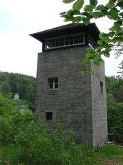 KZ Gedenkstätte Flossenbürg # 4 - KZ, Konzentrationslager, Flossenbürg, Krieg, Nazidiktatur, Tod, Tote, Gefangene, Häftling, bewachen, einsperren, gefangen, töten, umkommen
