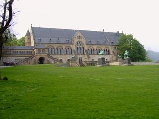 Kaiserpfalz in Goslar - Geschichte, Goslar, Pfalz, Kaiserpfalz, Kaiserhaus, Weltkulturerbe, UNESCO