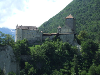 Schloss Tirol - Tirol, Schloss, Burg, Architektur, Burganlage, Südtirol, Italien