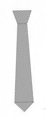 Krawatte - Krawatte, Schlips, Mode, Anzug, Kleidung, Bekleidung, Hemd, binden, Stoff, Streifen, Muster, Anlaut K, Knoten, tie, necktie