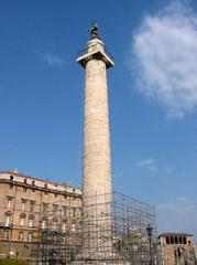 Rom - Trajansäule - Italien, Rom, Antike, Trajansäule, Säule, altes Rom, Römer