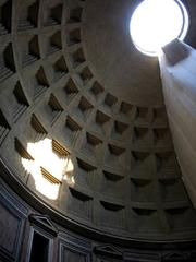 Rom - Pantheon - Italien, Rom, Kuppel, Hadrian, Herrschergrab, Victor Emmanuel II, Grab, Pantheon