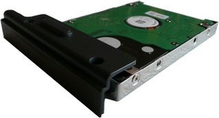 Notebookbestandteile #11 - Informatik, Notebook, Rechner, Laptop, tragbar, Festplatte, Notebookfestplatte