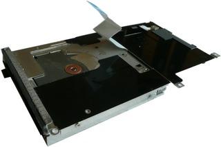 Notebookbestandteile #19 - Informatik, Notebook, Rechner, Laptop, Acer, tragbar, Diskettenlaufwerk, Laufwerk, Diskette