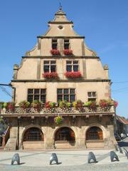 Metzig - Molsheim im Elsass - Metzig, Elsass, Frankreich, Renaissance, Architektur