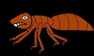 Ameise #4 - Ameise, Insekt, Hautflügler