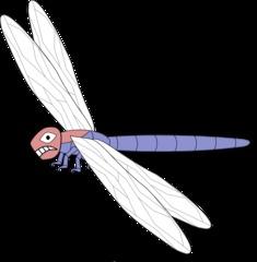 Libelle #3 - Libelle, Insekt, Fluginsekt, Anlaut L