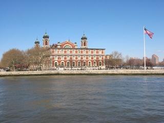 New York - Ellis Island - Amerika, USA, New York, Ellis Island, Einwanderung, Immigration