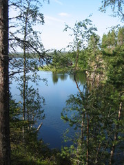 Oulanka Nationalpark  - Oulangan kansallispuisto, Finnland, Nationalpark, wandern, Freizeit, Landeskunde, Noreuropa, Geografie, karhunkierros, Bärenpfad, Bärenrunde