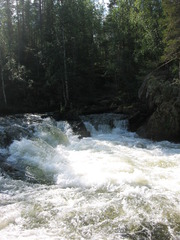Oulanka Nationalpark - Oulangan kansallispuisto, Finnland, Nationalpark, wandern, Freizeit, Landeskunde, Noreuropa, Geografie, karhunkierros, Bärenpfad, Bärenrunde, myllykoski