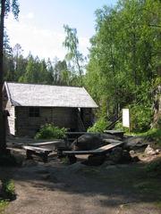 Oulanka Nationalpark  - Oulangan kansallispuisto, Finnland, Nationalpark, wandern, Freizeit, Landeskunde, Noreuropa, Geografie, karhunkierros, Bärenpfad, Bärenrunde, Mühle