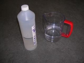 Seifenblasen #2 - destilliertes Wasser, Kanne, Messbecher, Seifenblase, Herstellung, Anleitung