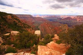 Grand Canyon #1 - Sonnenaufgang, Schlucht, Nationalpark, Unesco Weltnaturerbe, Colorado Plateau, Naturwunder, Arizona