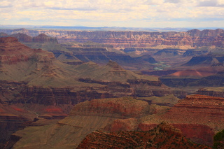 Grand Canyon #3 - Sonnenaufgang, Schlucht, Nationalpark, Unesco Weltnaturerbe, Colorado Plateau, Naturwunder, Arizona