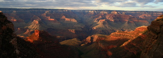 Grand Canyon #5 - Sonnenaufgang, Schlucht, Nationalpark, Unesco Weltnaturerbe, Colorado Plateau, Naturwunder, Arizona